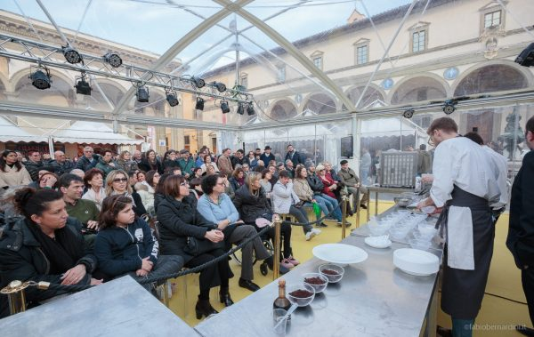 Chocolate chef 2017 Firenze