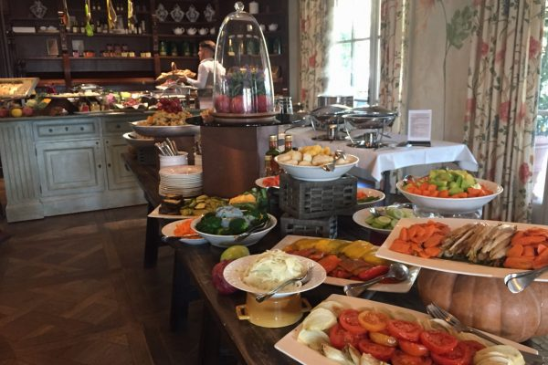 brunch ville sull'arno - ph Il Forchettiere