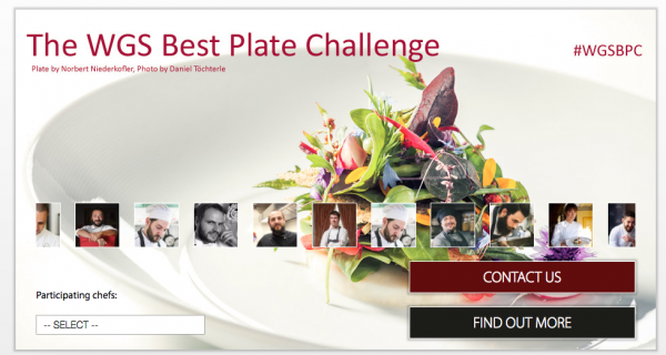 world gourmet society best plate challenge